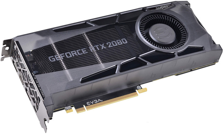 EVGA GeForce RTX 2080 SUPER GAMING, 8GB GDDR6