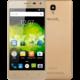 myPhone Prime Plus, zlatá  + Hodinky Forever DW-100 (v ceně 299Kč)