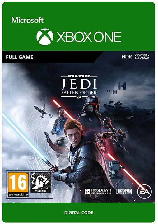 Star Wars Jedi: Fallen Order (Xbox ONE) - elektronicky