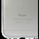 Krusell hliníkový rámeček SALA pro Apple iPhone 6 Plus, stříbrná