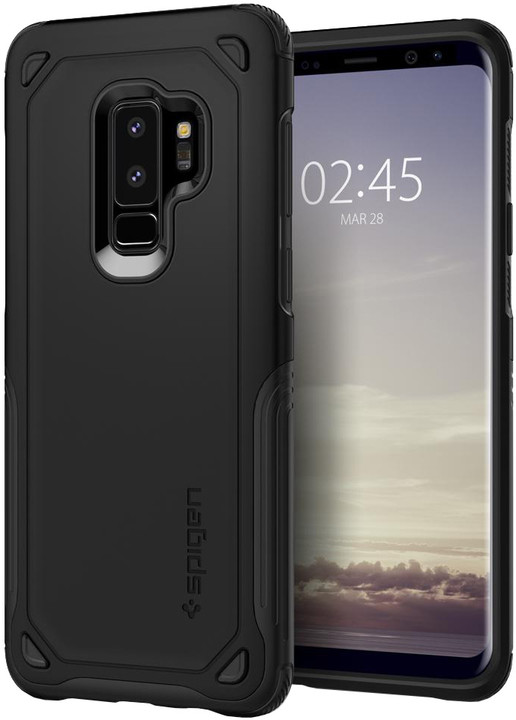 Spigen Hybrid Armor pro Samsung Galaxy S9+, black