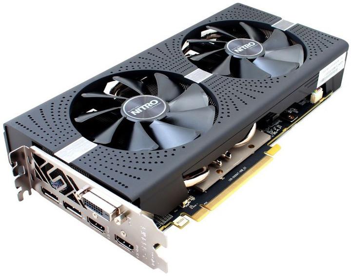 Sapphire Radeon NITRO+ RX 580, 4GB GDDR5