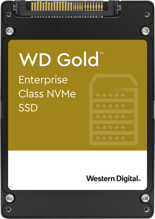"WD Gold Enterprise WDS192T1D0D, 2.5"" - 1,92TB"
