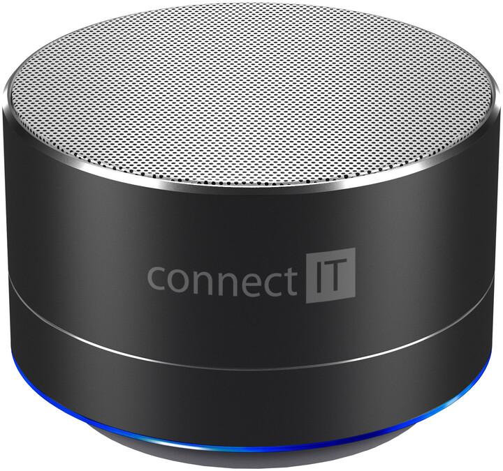 CONNECT IT CI-1226 BOOM BOX BS500, černá