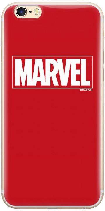 MARVEL 002 zadní kryt pro iPhone 6/7/8, červená