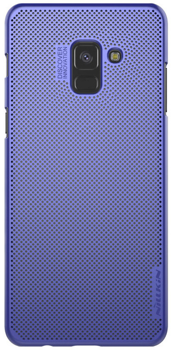 Nillkin Air Case Super Slim pro Samsung A730 Galaxy A8 Plus 2018, Blue