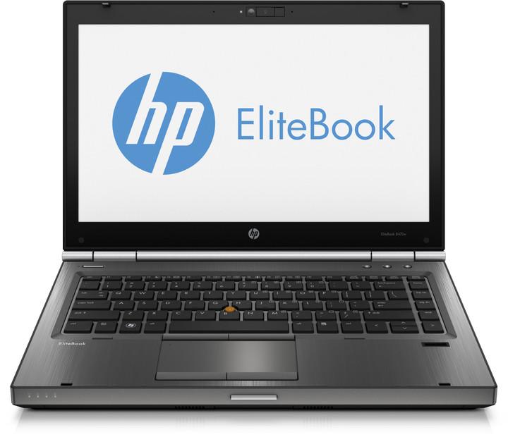 HP EliteBook 8470w, W8P+W7P