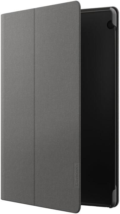 Lenovo TAB P10 Folio Case + film, fólie na display, černá