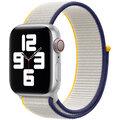Apple řemínek pro Watch Series, provlékací, sportovní, 40mm, bílá