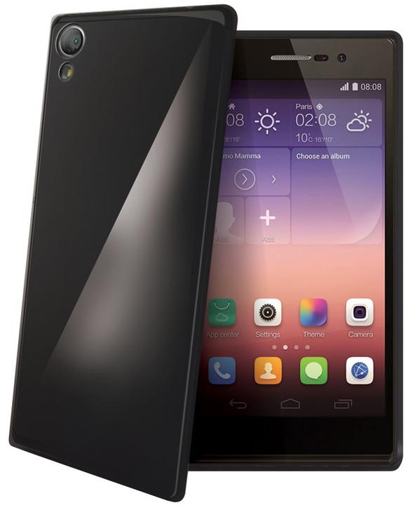 CELLY Gelskin pouzdro pro Huawei P8 Lite, černá