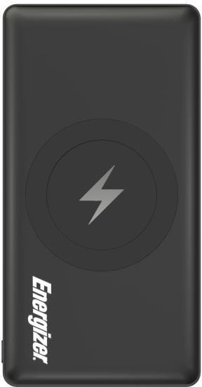 Energizer 10000mAh Quick 3.0+Wireless Charge, Power Bank
