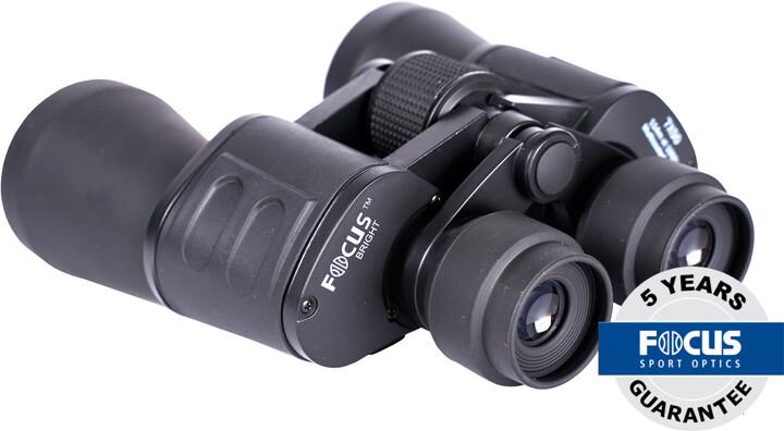 Focus Bright 12x50