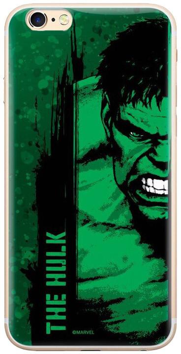 MARVEL Hulk 001 zadní kryt pro iPhone 6/7/8, zelená