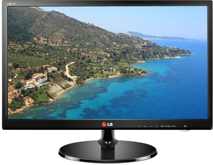 "LG Flatron M1943D - LED monitor 19"""
