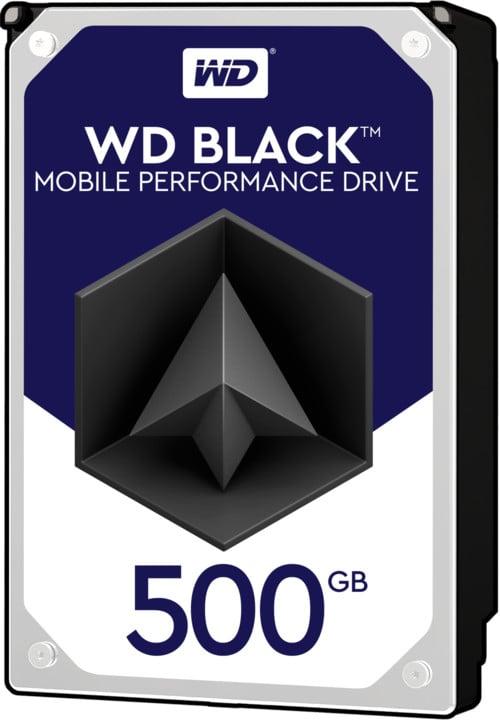 "WD Black (LPLX), 2,5"" - 500GB"