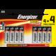 Energizer baterie LR6/8 MAX AA/8, 8ks