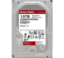 """WD Red Plus (EFAX), 3,5"""" - 10TB - WD101EFAX"""