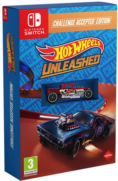 Hot Wheels Unleashed - Challenge Accepted Edition (SWITCH)