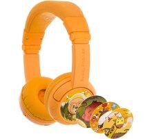 Buddyphones Play+, žlutá - BT-BP-PLAYP-YELLOW