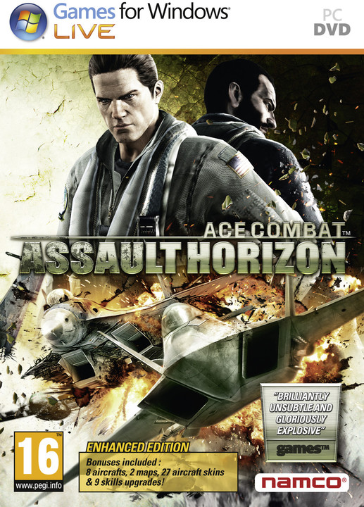 Ace Combat: Assault Horizon (PC)