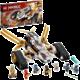 LEGO® NINJAGO® 71739 Nadzvukový útočník