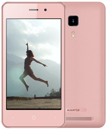 Aligator S4080 Duo, růžová