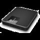 WD My Passport ULTRA - 4TB, černá