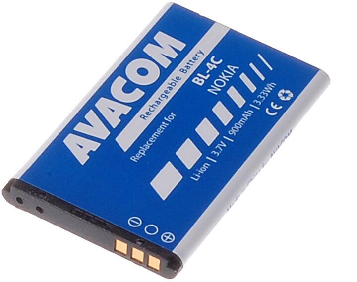 Avacom baterie do mobilu Nokia 6300, 900mAh, Li-Ion