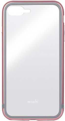Moshi iGlaze Luxe pouzdro pro iPhone 7 Plus, růžová