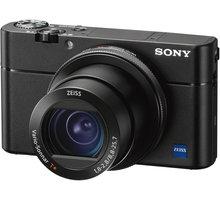 Sony Cybershot DSC-RX100M5A, černá - DSCRX100M5A.CE3 + Jupio NP-BX1 (with infochip) akumulátor pro Sony v hodnotě 699 Kč