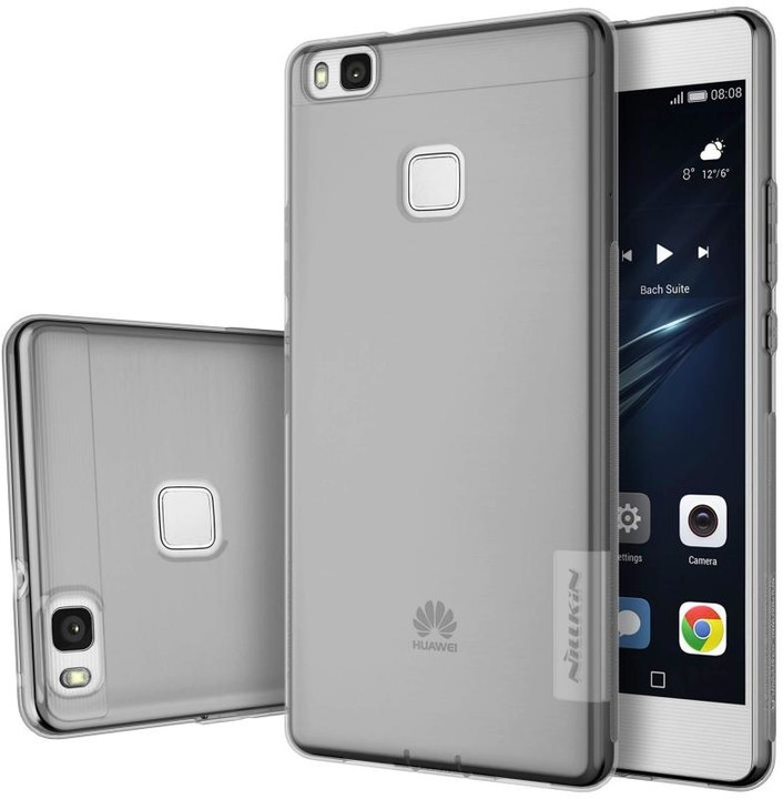 Nillkin Nature TPU pouzdro pro Huawei P8/P9 Lite 2017 - šedé