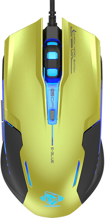 E-Blue Auroza G, zelená