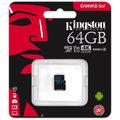 Kingston Micro SDXC Canvas Go! 64GB 90MB/s UHS-I U3