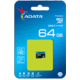 ADATA Micro SDXC Premier 64GB 85MB/s UHS-I U1