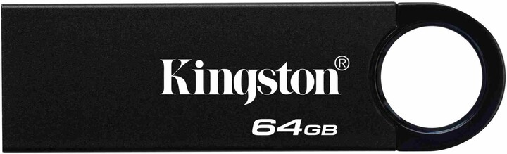Kingston DataTraveler Mini9 - 64GB, černá
