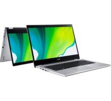 Acer Spin 3 (SP314-54N-371N), stříbrná - NX.HQ7EC.001