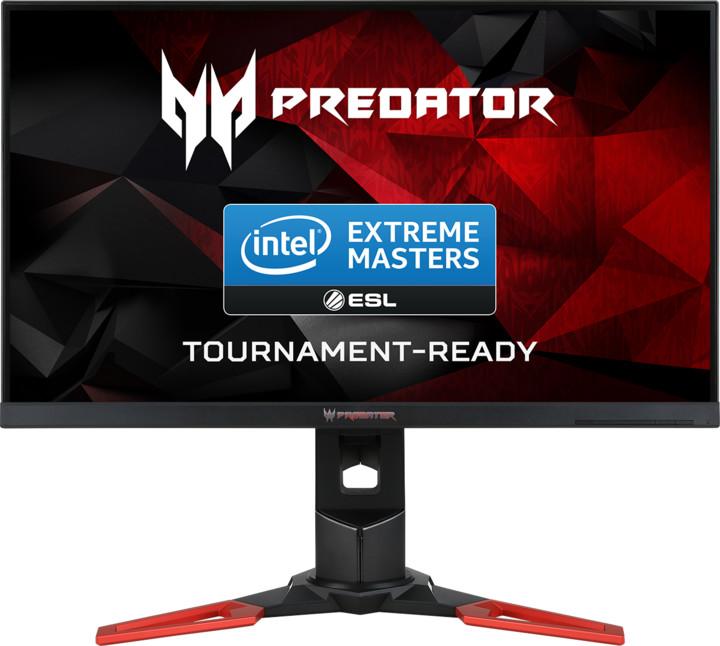 "Acer Predator XB271HUTbmiprz - LED monitor 27"""