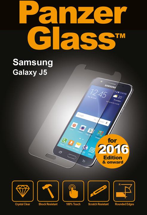PanzerGlass Standard pro Samsung Galaxy J5 (2016), čiré