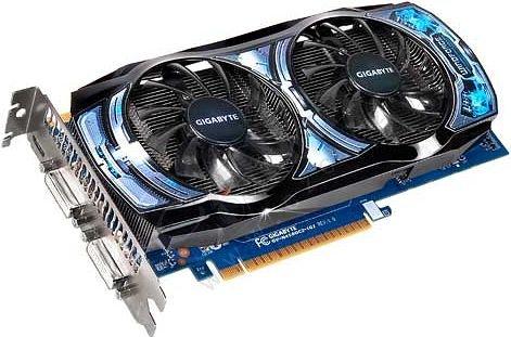 GIGABYTE GTS 450 OC (GV-N450OC2-1GI) 1GB, PCI-E
