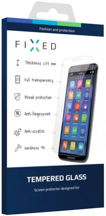 FIXED ochranné tvrzené sklo pro Xiaomi Redmi 3/3S/3 Pro, 0.33 mm