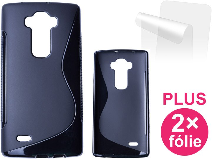 CONNECT IT S-COVER pro LG G Flex 2 (H955) - černá