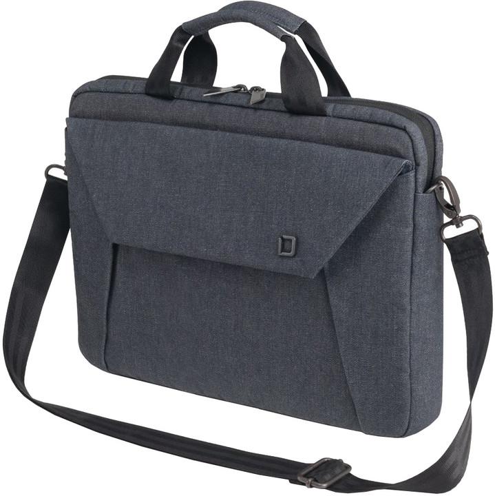 """DICOTA Slim Case EDGE - Brašna na notebook - 15.6"""" - džínově modrá"""