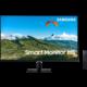 """Samsung Smart Monitor M5 - LED monitor 27"""" Microsoft Office 365 pro jednotlivce na 1 rok zdarma + O2 TV Sport Pack na 3 měsíce (max. 1x na objednávku)"""