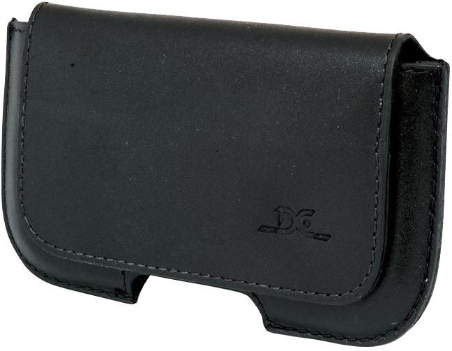 DC (TOP) POUZDRO L T26 NA OPASEK Slim Helmet Soft Black