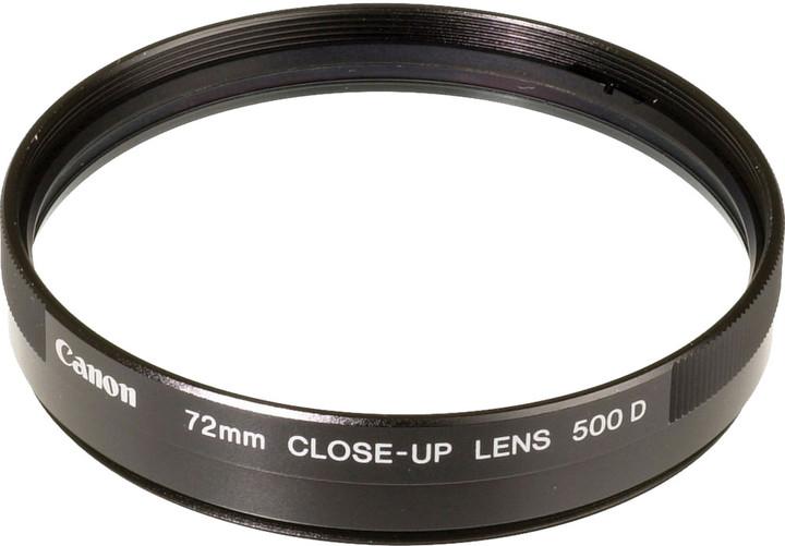 Canon makro předsádka 500D / 72 mm