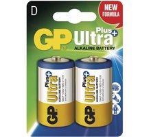GP Ultra Plus, alkalická, D 2ks - 1017412000
