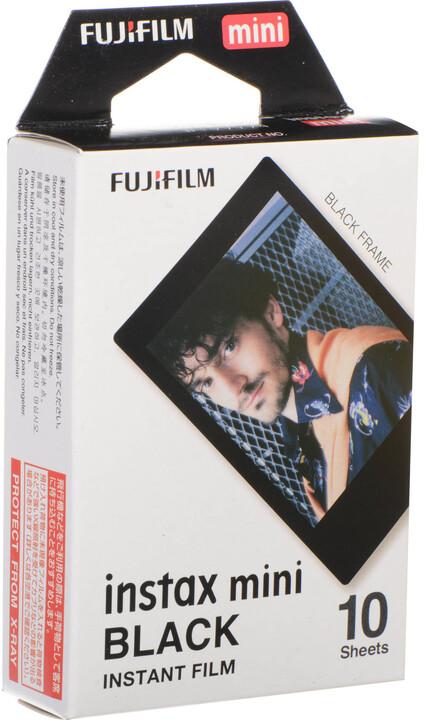 Fujifilm INSTAX mini Black Frame 10 fotografií