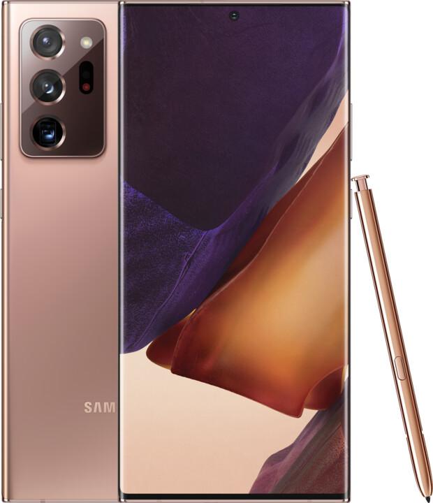 Samsung Galaxy Note20 Ultra, 12GB/256GB, 5G, Bronze
