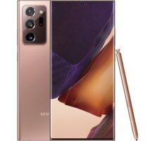 Samsung Galaxy Note20 Ultra, 12GB/256GB, 5G, Bronze - SM-N986BZNGEUE + Antivir Bitdefender Mobile Se