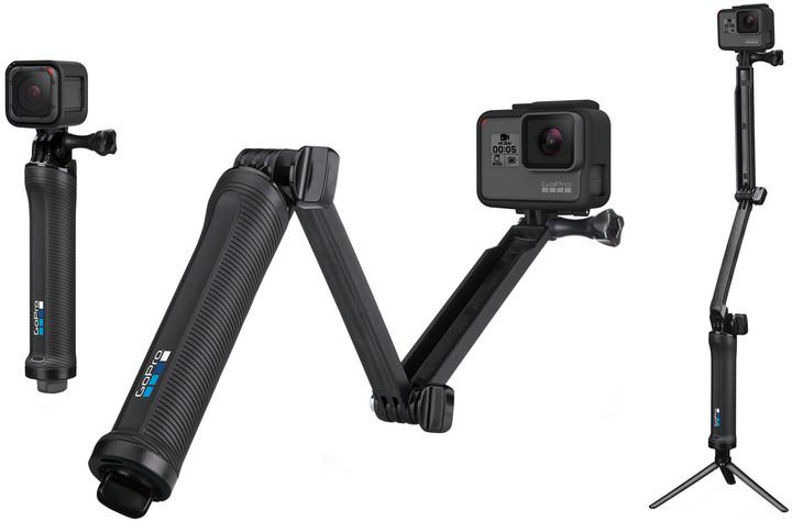 GoPro 3-Way Grip | Arm | Tripod